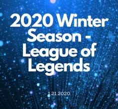 League announcement 2020