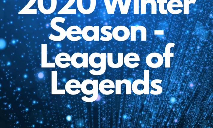 League announcement 2020