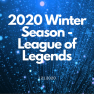 Winter 2020 Season is just around the corner!